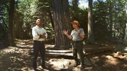 Obama se apuntó a la moda de la realidad virtual con un video en 360 grados