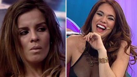 Jazmín Pinedo encaró a Alejandra Baigorria en vivo [VIDEOS]