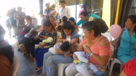 "Bebé de 7 de meses ganó concurso ""Churre Mamón 2016"" en Piura"