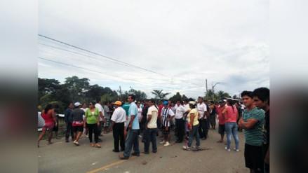Comitiva de PCM llega hoy a Juanjui para iniciar diálogo