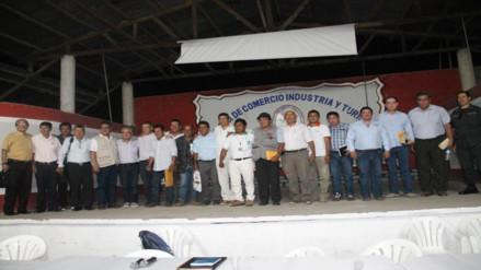 Firman acuerdo y levantan paro indefinido en Juanjui
