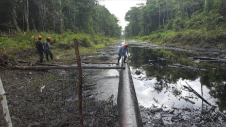 Derrames de petróleo impactaron en 4,425 metros cuadrados de selva amazónica