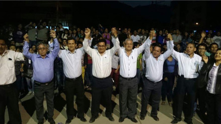 Eligen a nuevo rector de la Universidad Hermilio Valdizán de Huánuco
