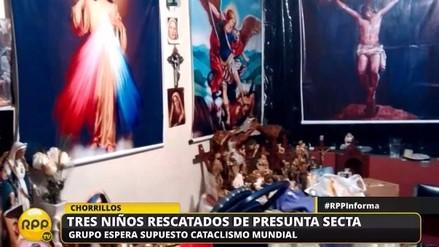 Secta de Chorrillos volvió a casa a esperar 'el fin del mundo'