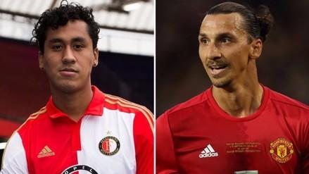 Europa League: Renato Tapia enfrentará a Zlatan Ibrahimovic en la fase de grupos