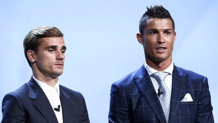 Cristiano Ronaldo: para Diego Simeone el mejor de Europa es Antoine Griezmann