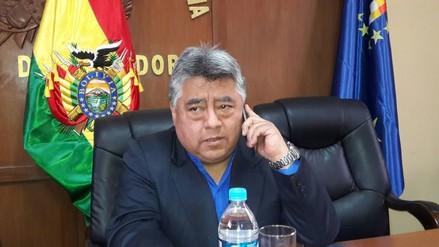 Viceministro boliviano fue torturado por varias horas antes de morir