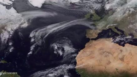 Detectan un extraño temblor en el fondo de la Tierra