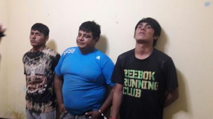 Desarticulan clan familiar que se dedicaba a la venta de droga en Pomalca