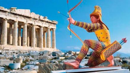 Fotos: las estatuas griegas tenían color y eran bastante llamativas