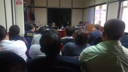 Realizan audiencia contra dos bandas delictivas de Piura