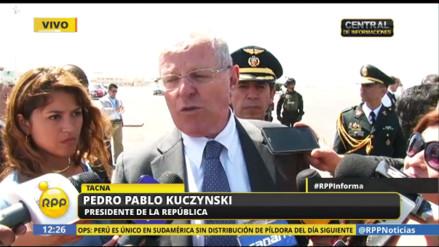 Kuczynski: