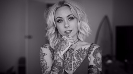 Megan Massacre será parte del Inti Tatto Fest