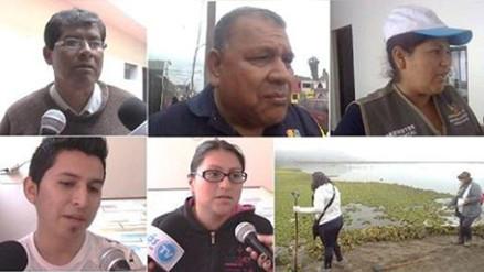 Asaltan a comitiva del Gobierno Regional de Lima en Chancay