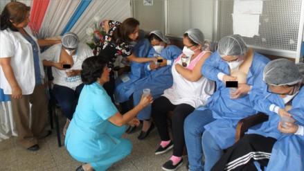 Singular concurso 'Madres recolectoras de leche' en hospital de Chiclayo