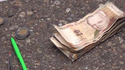 Huancayo: PNP interviene a gerente de Comas con coima de diez mil soles