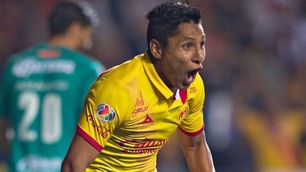 Raúl Ruidíaz generó autogol en el 2-2 del Monarcas Morelia ante Toluca
