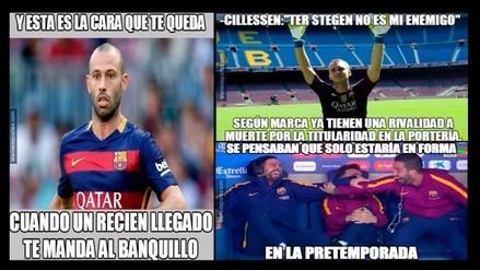 Facebook: Barcelona acapara memes tras su victoria frente a Athletic Club