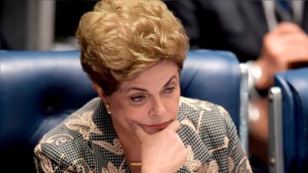 Dilma Rousseff se quebró ante El Senado al recordar torturas