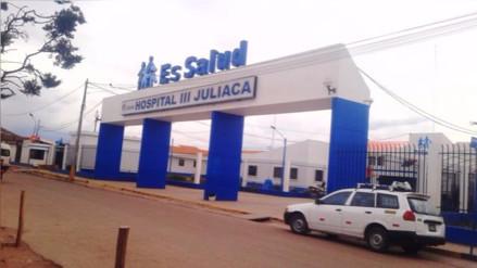 Denuncian presunta negligencia médica en hospital de EsSalud de Juliaca