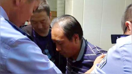 China: policía captura a 'Jack el Destripador' chino tras 28 años de búsqueda