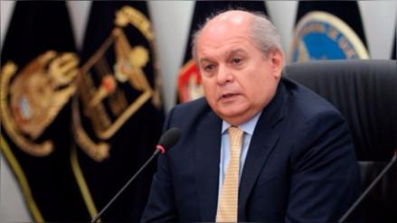 Video: denuncian viajes irregulares de Pedro Cateriano como ministro de Defensa
