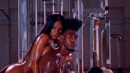 Kanye West estrena el video más sensual de su carrera musical