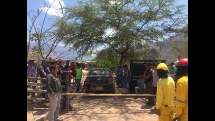 Áncash: por falta de pagos retienen a trabajadores del Puente Antonio Raimondi