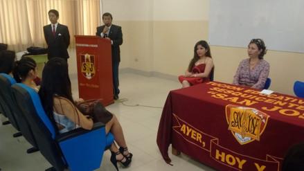 Lanzan programa de actividades por el 157 aniversario del colegio San José