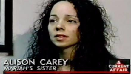 Hermana de Mariah Carey fue detenida en Nueva York por ejercer prostitución