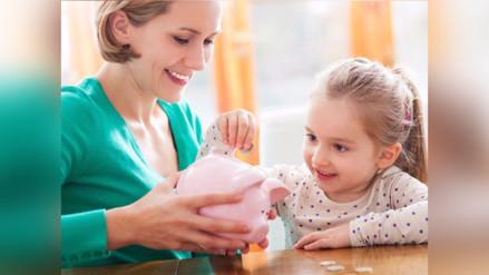 Enséñale a tu hijo el valor del dinero