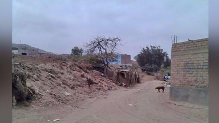 Chorrillos: desmonte afecta a vecinos desde hace más de un año