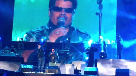 YouTube: Nicky Jam invitó al escenario a invidente peruano para cantar