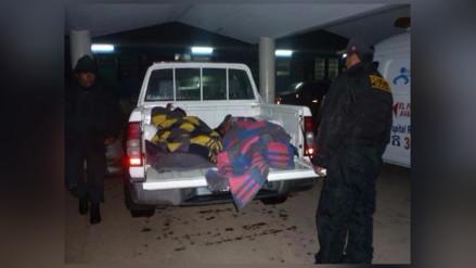 Ilave: tres muertos dejó accidente de tránsito en la Panamericana Sur