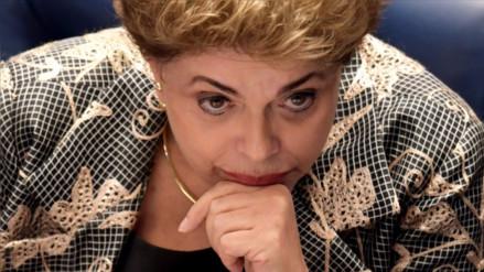 Senado destituirá hoy a Dilma Rousseff y Brasil arde