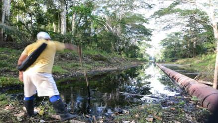 Video: este es el panorama en Urarinas tras el derrame de petróleo