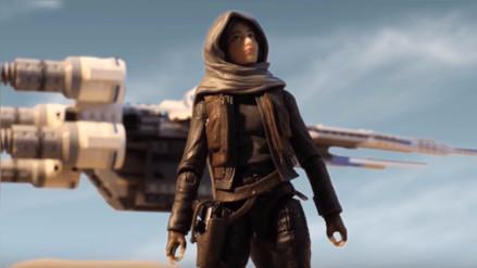 Star Wars: mira el video animado de