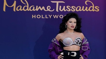 Selena, inmortalizada en el museo de cera Madame Tussauds