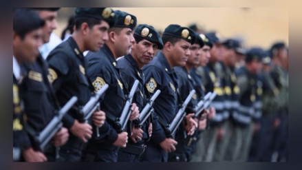 Gobierno de PPK destinará S/ 1000 millones más que Humala en seguridad