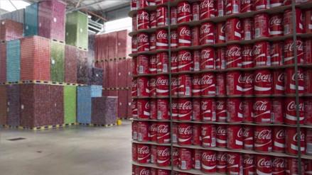 Trabajadores Coca-Cola descubren gran cargamento de cocaína