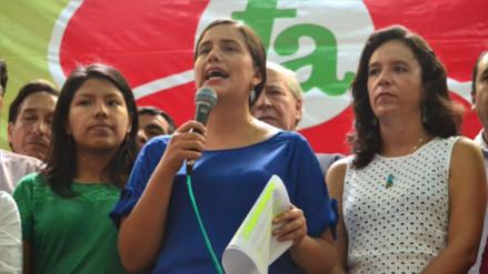 Frente Amplio pide al Gobierno no reconocer al nuevo presidente de Brasil