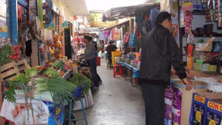 La Esperanza: incautan alimentos insalubres en mercados