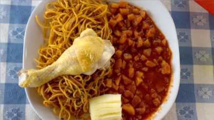 Declaran de interés público puesta en valor a la sopa seca de Cañete