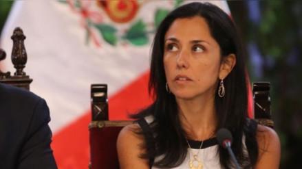 """Nadine Heredia calificó de """"venganza política"""" la investigación del Congreso"""