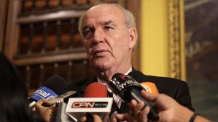 Designan a José Antonio García Belaunde embajador del Perú en España