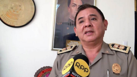 """Dennis Pinto: """"En Piura no existe ningún Escuadrón de la Muerte"""""""