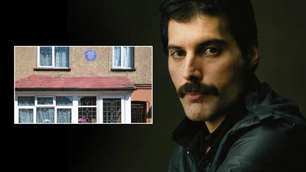 FOTOS: Casa de Freddie Mercury es declarada patrimonio británico
