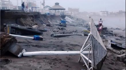 Trujillo: buscan poner fin a erosión de playas