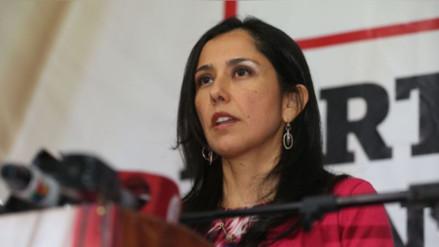Congresó aprobó que Fiscalización investigue a Nadine Heredia