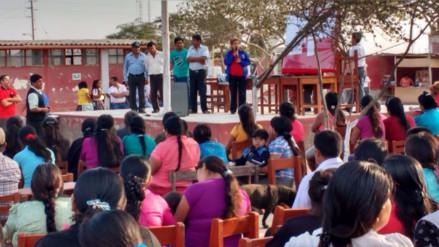 Eligen a comisión transitoria en I.E. Augusto Castillo de Lambayeque